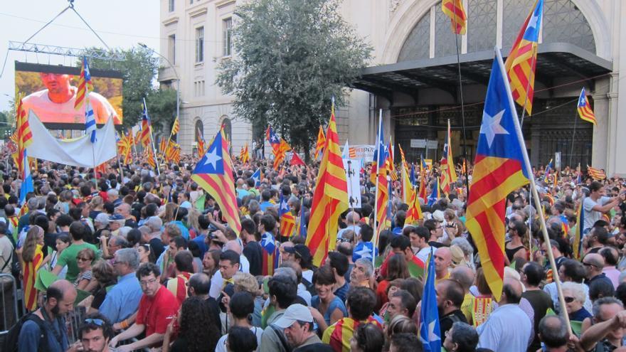 """ERC prepara una propuesta """"mayoritaria"""" para que el Parlamento catalán ponga fecha a un referéndum"""