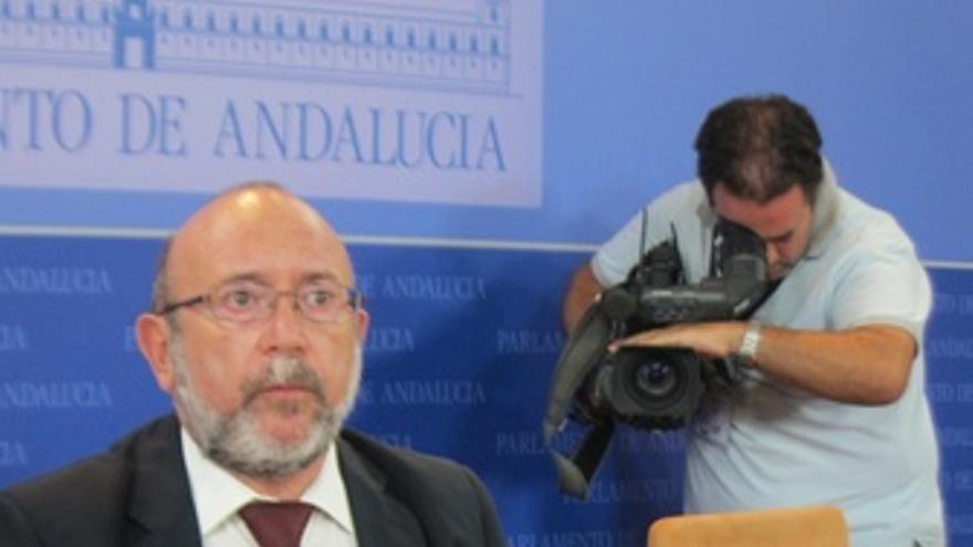 El Presidente De La Comisión De Investigación De Los ERE, Ignacio García