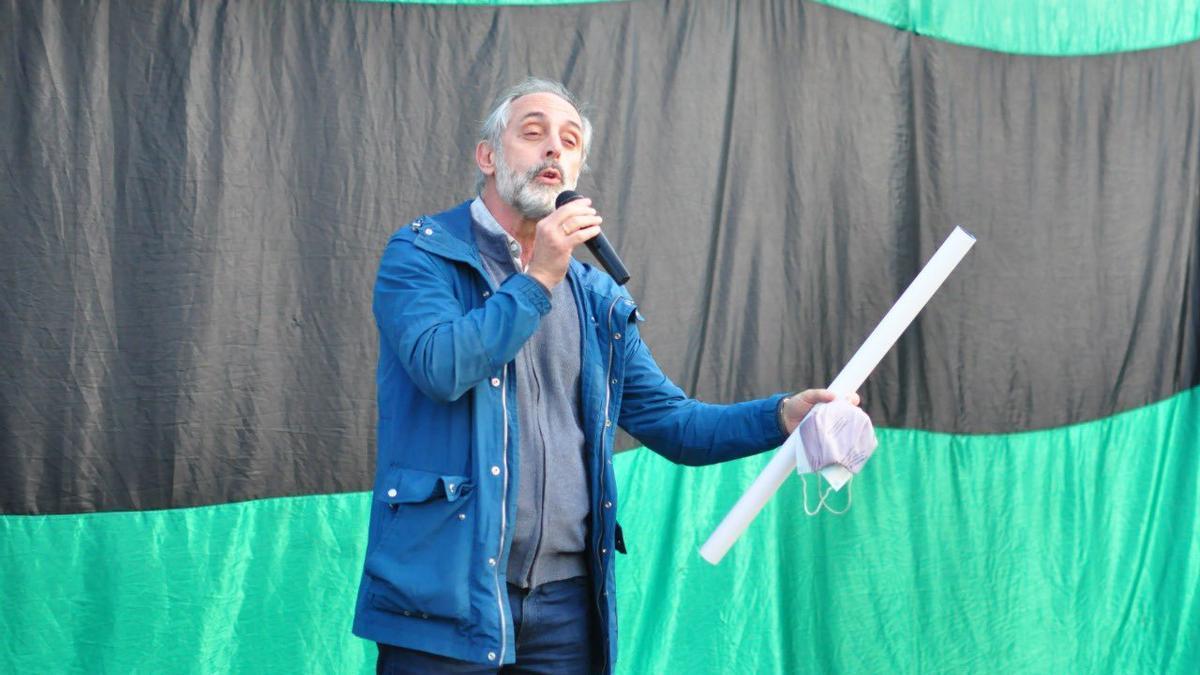 Claudio Morresi, legislador porteño.