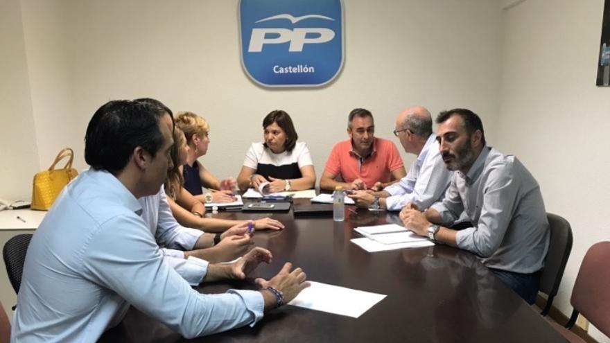 """Bonig dice que la Gestora del PP de Valencia """"estará en breve"""" y, si se """"calma"""" la situación, se convocará el Congreso"""