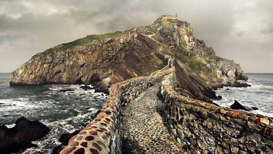 Diputación cierra un mes el acceso a San Juan de Gaztelugatxe por Ermu para realizar obras de mejora del pavimento