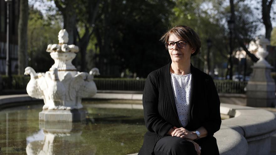 La concejala de Medio Ambiente y Movilidad, Inés Sabanés.