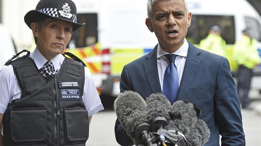 """Scotland Yard reconoce un """"nivel sin precedentes"""" de atentados en este país"""