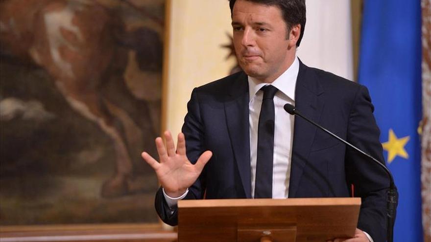 Las elecciones regionales del domingo, primera gran prueba para Matteo Renzi