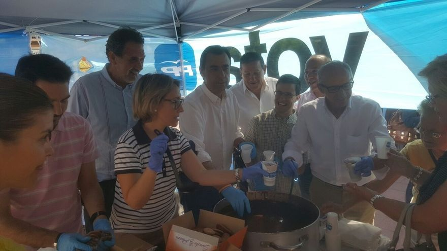 Martínez Maíllo lamenta falta de apoyo de otros partidos hacia Fernández Díaz