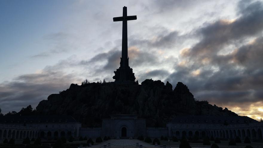Amanecer en el Valle de los Caídos