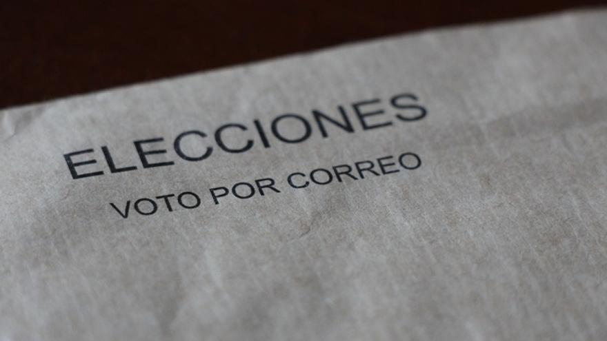 Las peticiones de voto por correo han aumentado un 34% en la región respecto a 2015
