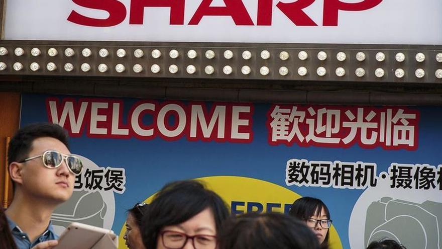 Nuevo presidente de Sharp dimitirá cuando la empresa vuelva a ser rentable