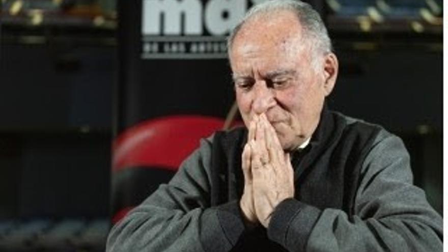 Manuel Gómez Martínez, de la compañía Teatro Estudio de San Sebastián