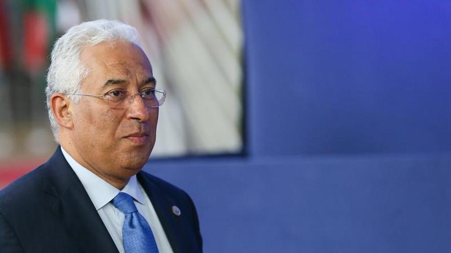 Costa avanza que el déficit público de Portugal de 2017 rondará el 1,2 %