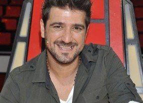 Antonio Orozco salta de 'La Voz' de adultos a la versión 'Kids' en Telecinco