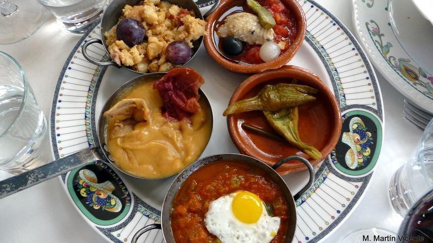 Comida típica de Almagro. Foto: Manuel Martín | Flickr