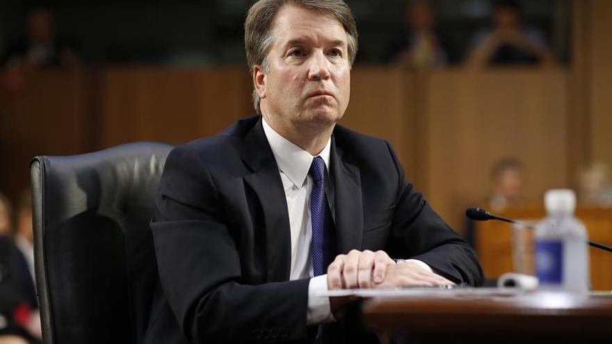 Comienza la esperada audiencia de Kavanaugh y su presunta víctima en el Senado