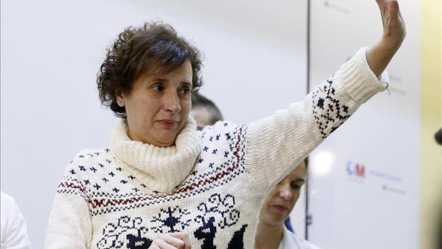 """Teresa Romero reclama 150.000 euros al consejero por """"vulneración de honor"""""""