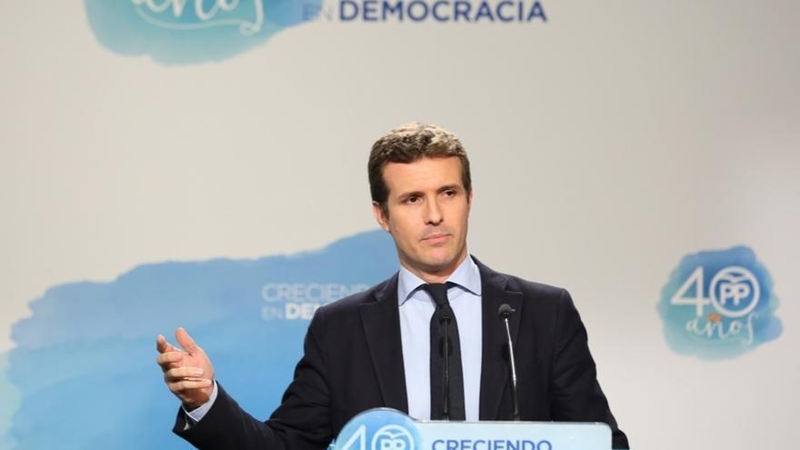Casado (PP) reclama a Trapero que explique su ausencia en la reunión de mandos policiales en Barcelona