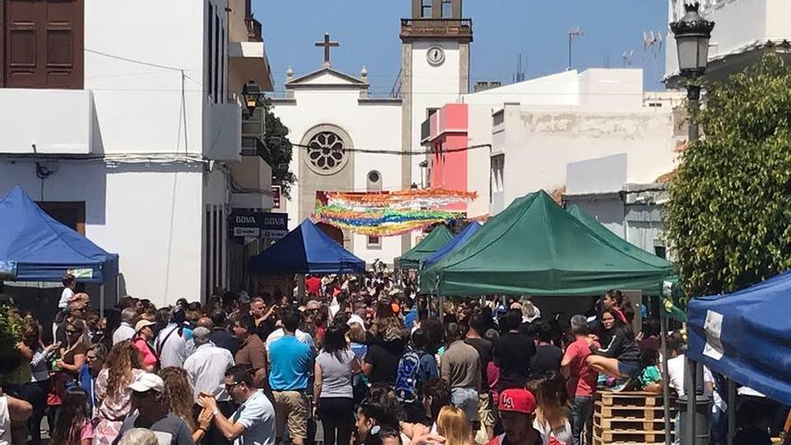 La Aldea de San Nicolás.