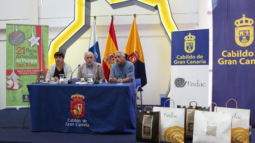 Presentación de la XXI Feria de San Telmo