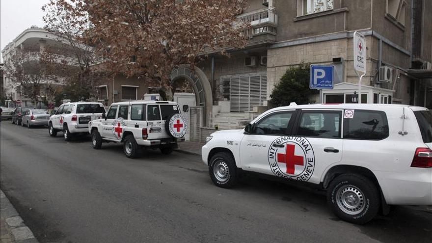 El presidente de la Cruz Roja visita Siria y pide más acceso sobre el terreno