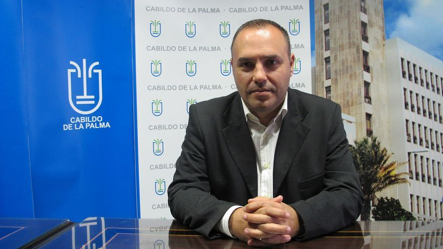 Luis Javier Camacho es consejero de Recursos Humanos.