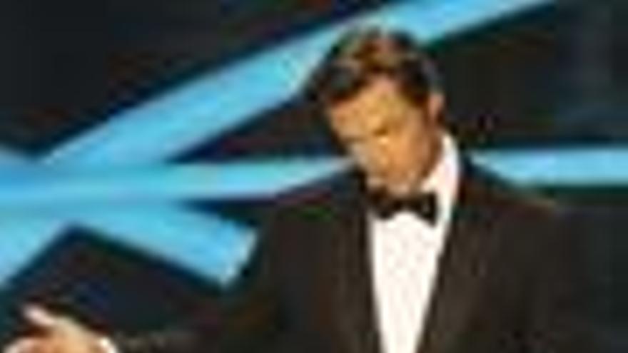 Hugh Jackman en los Oscar