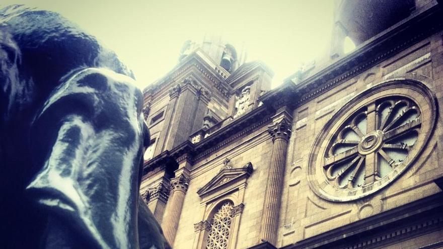 La Catedral de Santa Ana, en el barrio de Vegueta (Gran Canaria). Foto: Cirenia Vico