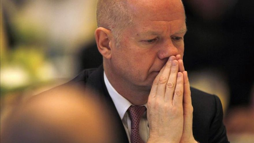 Malvinas enviará representantes a Londres para reunirse con Hague y Timerman