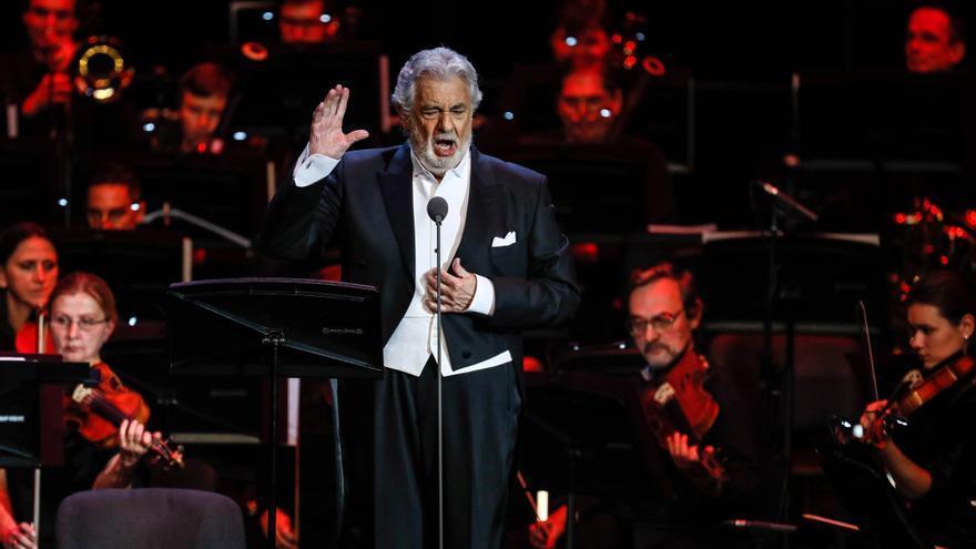 """Plácido Domingo recibirá un premio en Austria a su """"excepcional carrera"""""""