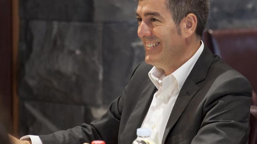 """Clavijo dice sobre el nombramiento de Soria que """"es una más del PP"""""""