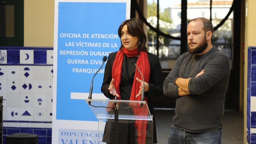 Rosa Pérez Garijo ha presentado el nuevo servicio de la Diputación de València