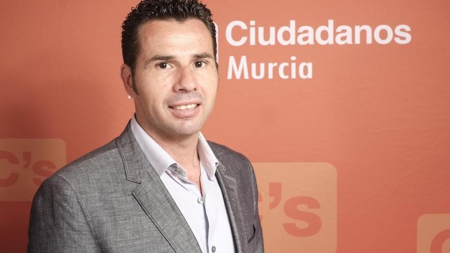 Ciudadanos destituye al delegado territorial de Murcia por las presuntas irregularidades de financiación