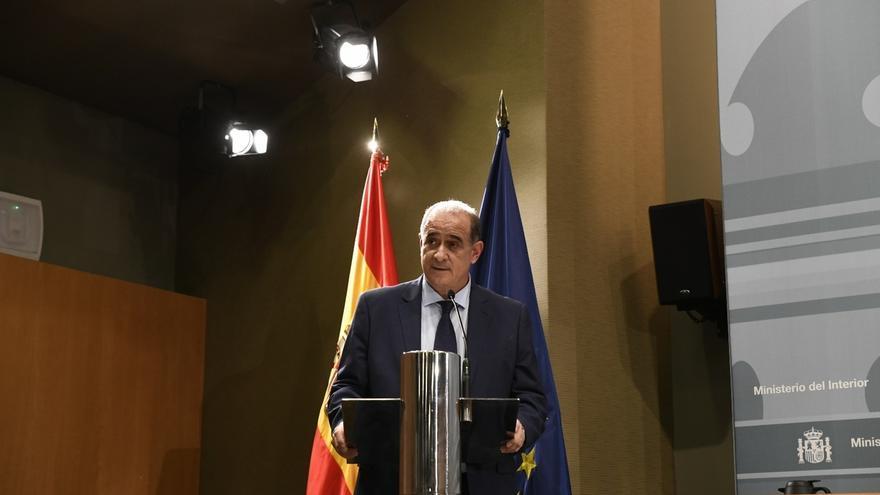 El director de la Policía evita responder si se investiga el último Valladolid-Valencia y pide prudencia