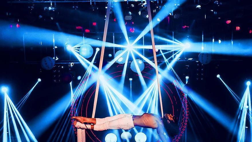Imagen de espectáculo en Teatro Kapital, de Madrid