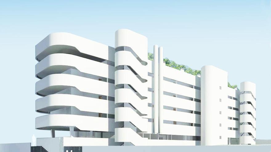 Modelo del proyecto de la Cooperativa Vitápolis