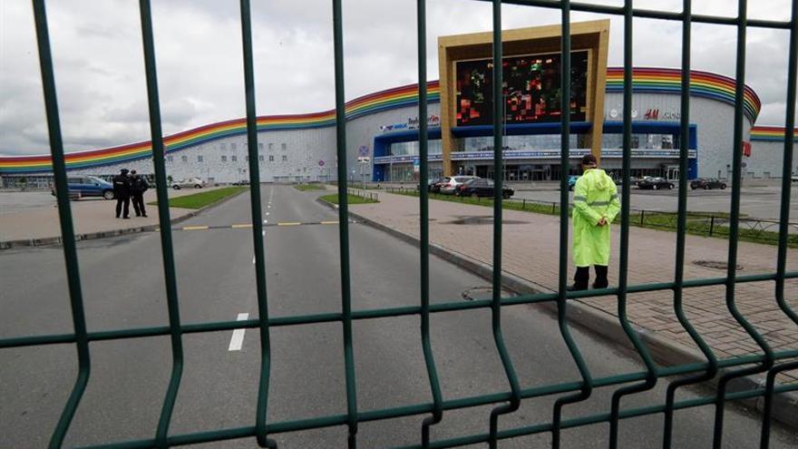 La oleada de falsas amenazas de bomba en Rusia ha afectado a más de 850 edificios