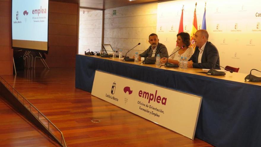 Emplea, la nueva marca de las oficinas de empleo de Castilla-la Mancha