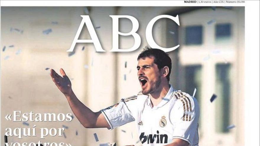 De las portadas del día (04/05/2012) #6