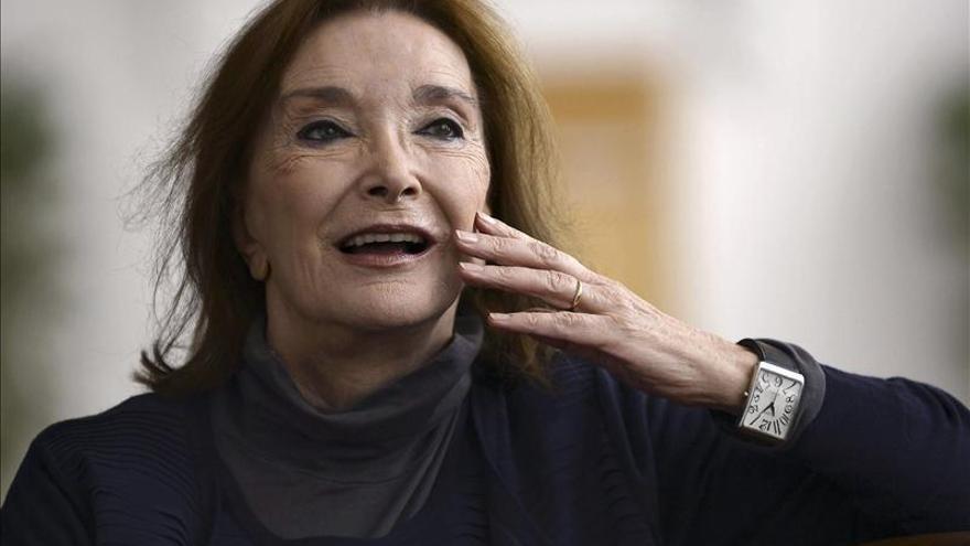 Nuria Espert se enfrenta de nuevo a Lucrecia, una de sus obras más intensas / EFE
