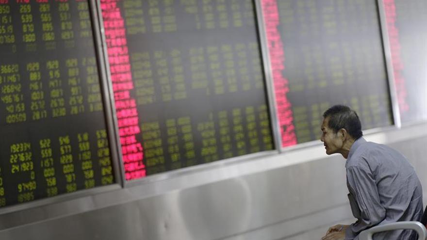La Bolsa de Shanghái abre con un aumento del 0,18 %