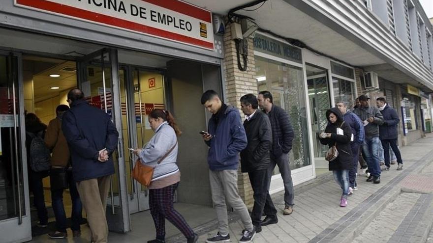 La cifra de parados en Andalucía sube en 12.971 personas en octubre hasta 854.856 desempleados