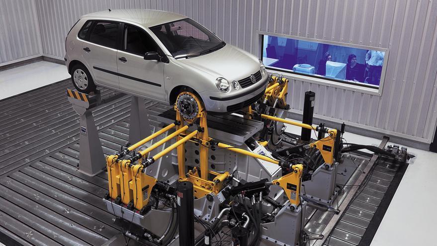 Industria automovilística.