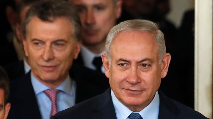 """Netanyahu dice que el acuerdo nuclear con Irán """"o se arregla o se cancela"""""""