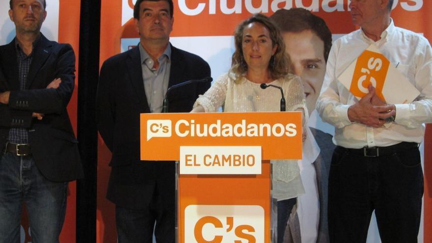 """C's quiere ser """"factor de estabilidad institucional"""" en Comunidad Valenciana para """"evitar chantajes o presiones"""""""