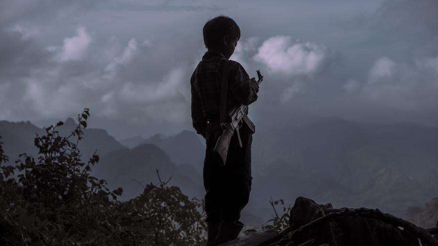 Fotograma del documental 'El ejército perdido de la CIA'. Fotos cedidas por Discovery Max