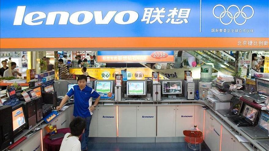 Lenovo cierra su tercer trimestre con pérdidas de 308 millones de dólares
