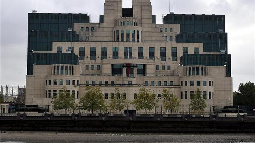 Terrorismo y ciberataques, principales amenazas para el Reino Unido, según el MI6