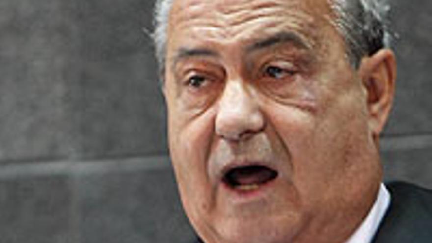 Antonio Castro, presidente del TSJC.
