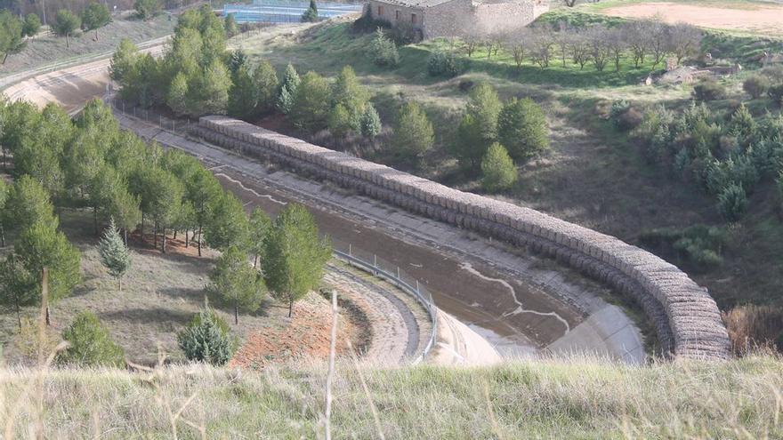Canal del trasvase Tajo-Segura / EUROPA PRESS