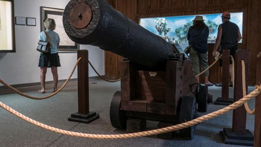 Un naufragio español de pesadilla en Florida es recordado tres siglos después