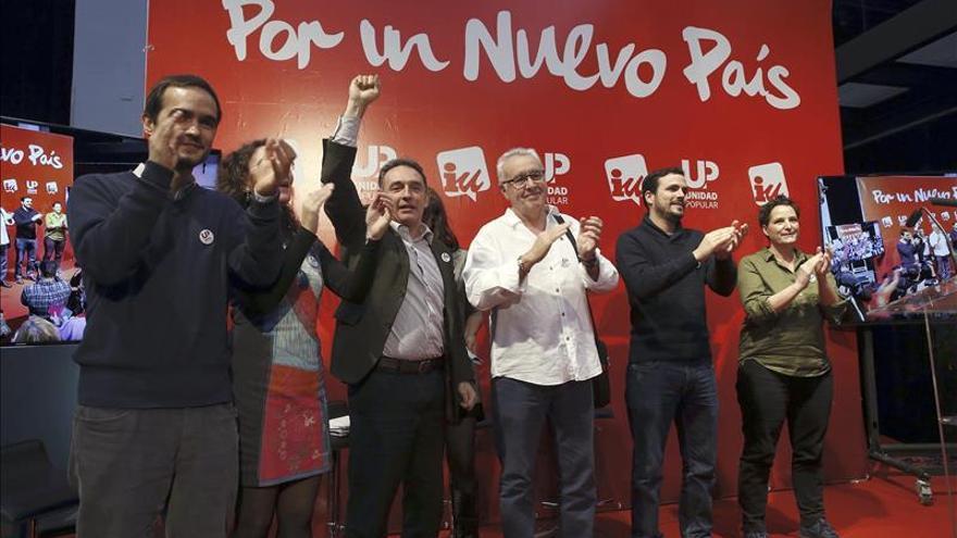 """Garzón avisa al abrir la campaña que el cambio que se prevé irá """"a peor"""" sin IU"""