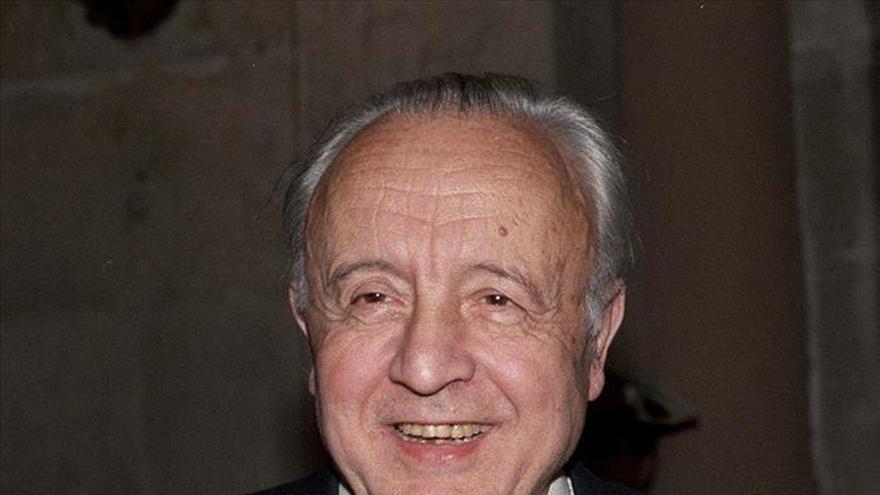 Muere el historiador Ricardo de la Cierva a los 89 años
